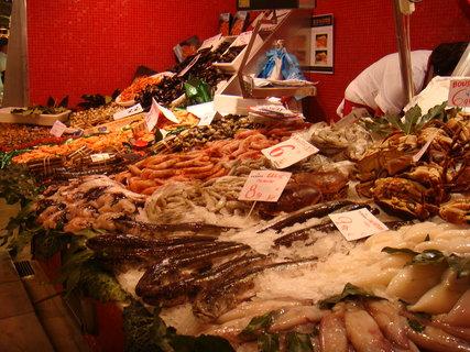 FOTKA - Rybí trh mě fascinoval