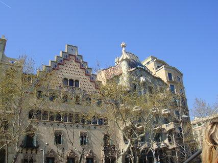FOTKA - Gaudi - architektura