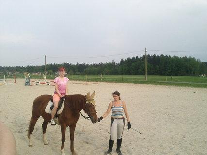 FOTKA - Na koni
