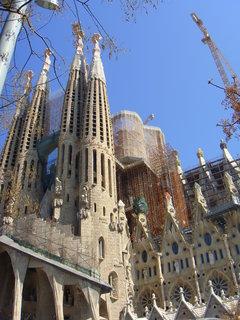 FOTKA - Barcelona bez Gaudího architektury, to je asi jako Praha bez orloje, či panoramatu Hradčan