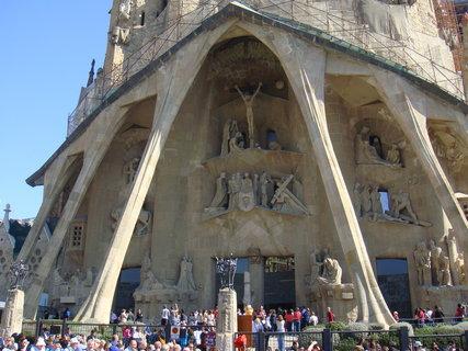 FOTKA - Sagrada Família, je jeden ze symbolů Barcelony