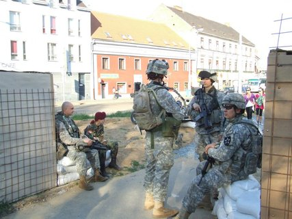 FOTKA - Američtí vojáci