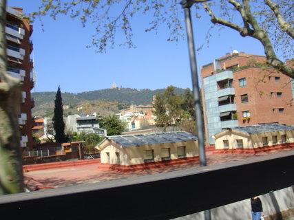 FOTKA - Barcelona z autobusu