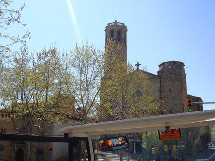 FOTKA - Barcelona z autobusu.