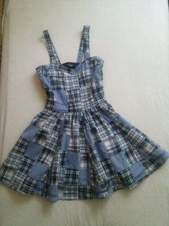 FOTKA - Šaty z patworku pro dceru