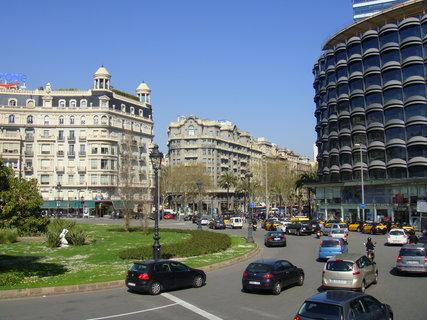 FOTKA - Barcelona očima turisty......