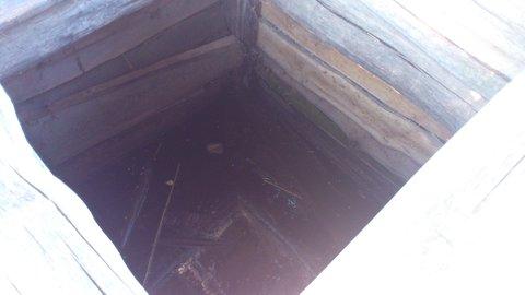 FOTKA - archeoskanzen Modrá 18 studna