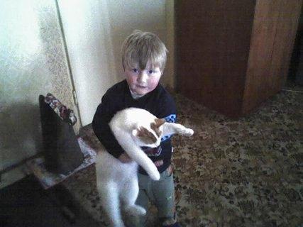 FOTKA - Múj synovec.