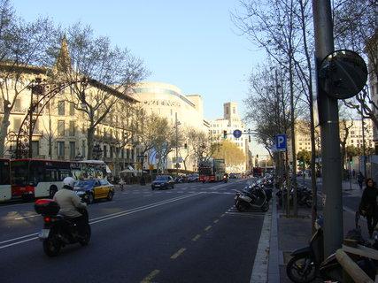 FOTKA - Z barcelonských ulic