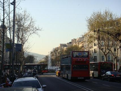 FOTKA - Z barcelonských ulic.