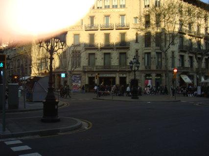 FOTKA - Z barcelonských ulic..