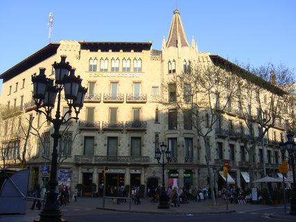 FOTKA - Z barcelonských ulic...