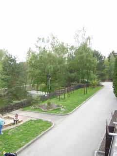 FOTKA - pohled z terasy