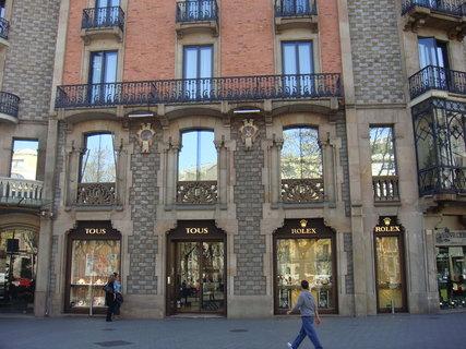FOTKA - pokračování prohlídky Barcelony