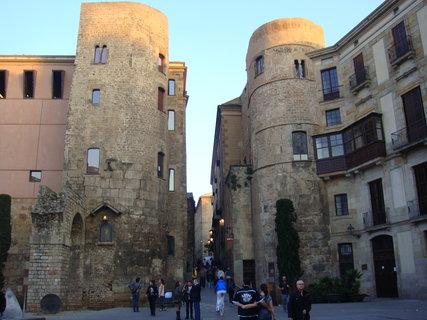 FOTKA - Starobylé jádro Barcelony