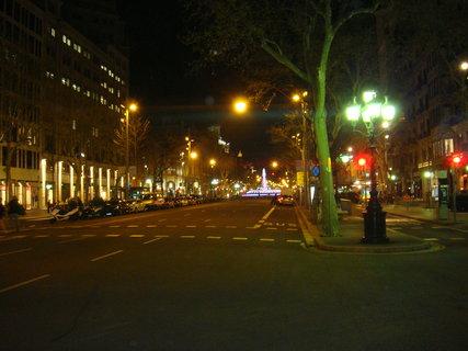 FOTKA - Noční ruch.