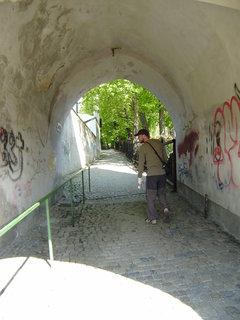 FOTKA - pod věží