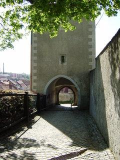 FOTKA - asi vstupní brána