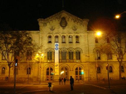 FOTKA - Univerzita Barcelona