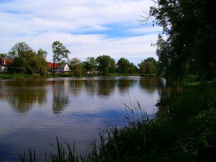 FOTKA - květen - Šeberovský rybník,,,