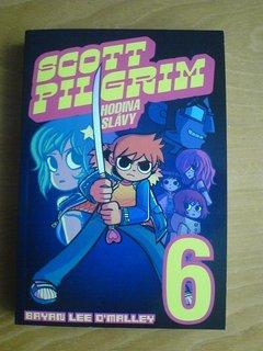 FOTKA - FB výhra: kniha Scot Pilgrim6