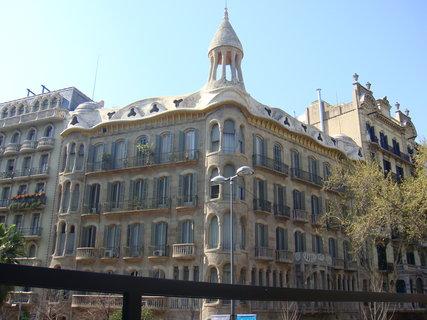 FOTKA - Gaudí - krásná architektura
