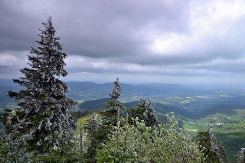 FOTKA - Včerejší ráno na Lysé hoře