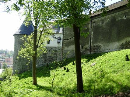 FOTKA - hrad ze zadu