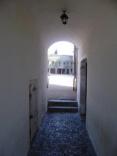 FOTKA - vchod do hradu