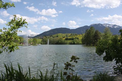 FOTKA - Z dnešní, konečně jarní procházky k Ritzensee 19