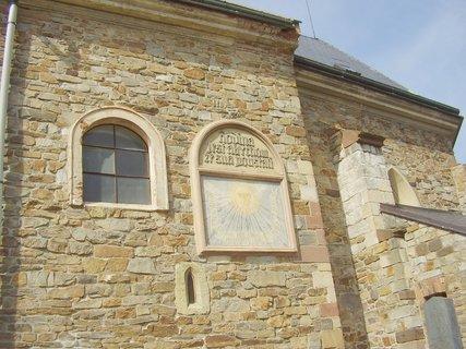 FOTKA - přenádherný kostel v mé vesnici 5(dnes k němu vychází článek)