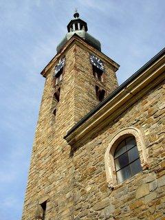 FOTKA - přenádherný kostel v mé vesnici 7(dnes k němu vychází článek)