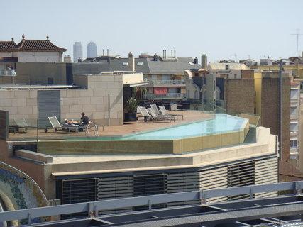 FOTKA - Bazén na střeše