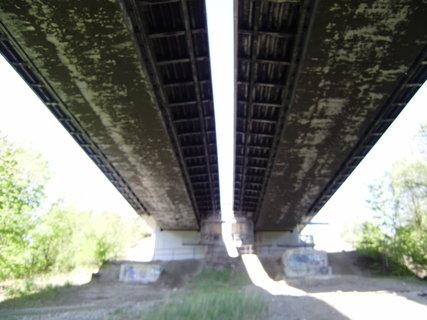 FOTKA - dálniční most 2