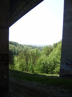 FOTKA - pod mostem