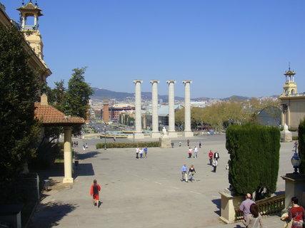 FOTKA - Pohled od muzea.