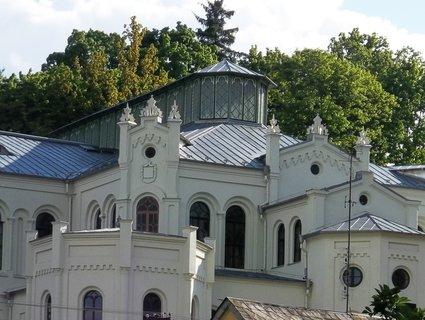 FOTKA - Tachov - Světce - Jízdárna, nádherná stavba,prochází rekonstrukcí