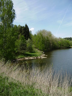 FOTKA - chovný rybník u hotelu 4