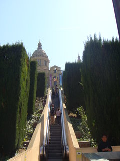 FOTKA - Cesta k muzeu po eskalátorech