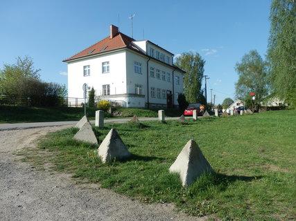 FOTKA - Čížov, z bývalé roty je dnes krásné infocentrum