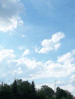 FOTKA - Květen..obloha