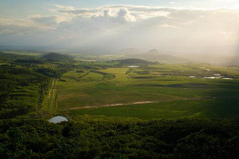 FOTKA - Výhled ze Štěpánovské hory.