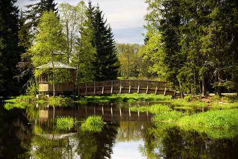 FOTKA - Altánek u rybníka