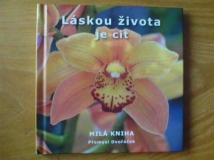 FOTKA - Výhra - kniha Láskou života je cit