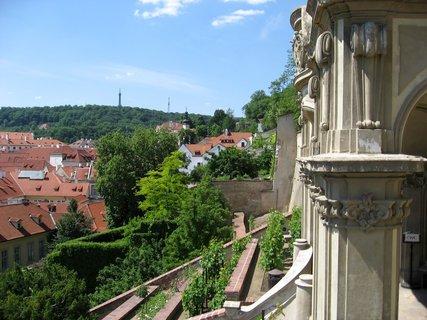FOTKA - Palácové zahrady pod Pražským hradem ( Malá Strana)2