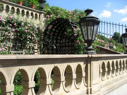 FOTKA - Palácové zahrady pod Pražským hradem ( Malá Strana ) 3