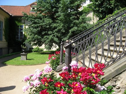 FOTKA - Palácové zahrady pod Pražským hradem ( Malá Strana)  4