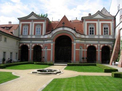 FOTKA - Palácové zahrady pod Pražským hradem 8