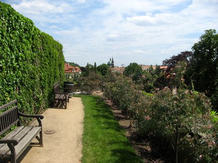 FOTKA - Palácové zahrady pod Pražským hradem 9
