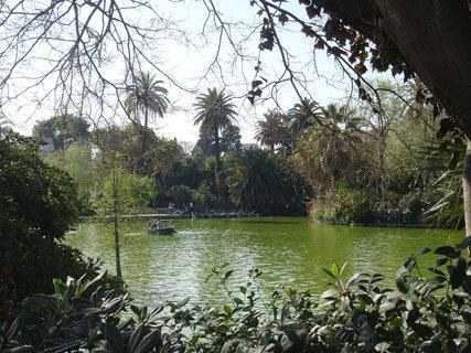 FOTKA - Posezení v parku